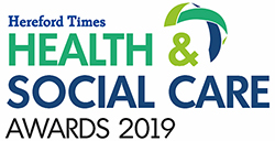 Hereford Times: Hereford Times Health & Social Care Awards 2019 Logo