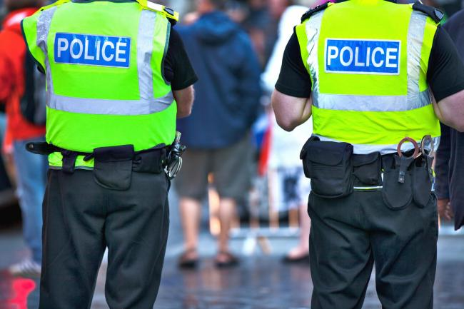 There was an increase in violent crime in Herefordshire in the 12 months to June. Photo: Serge Bertasius/Getty Images