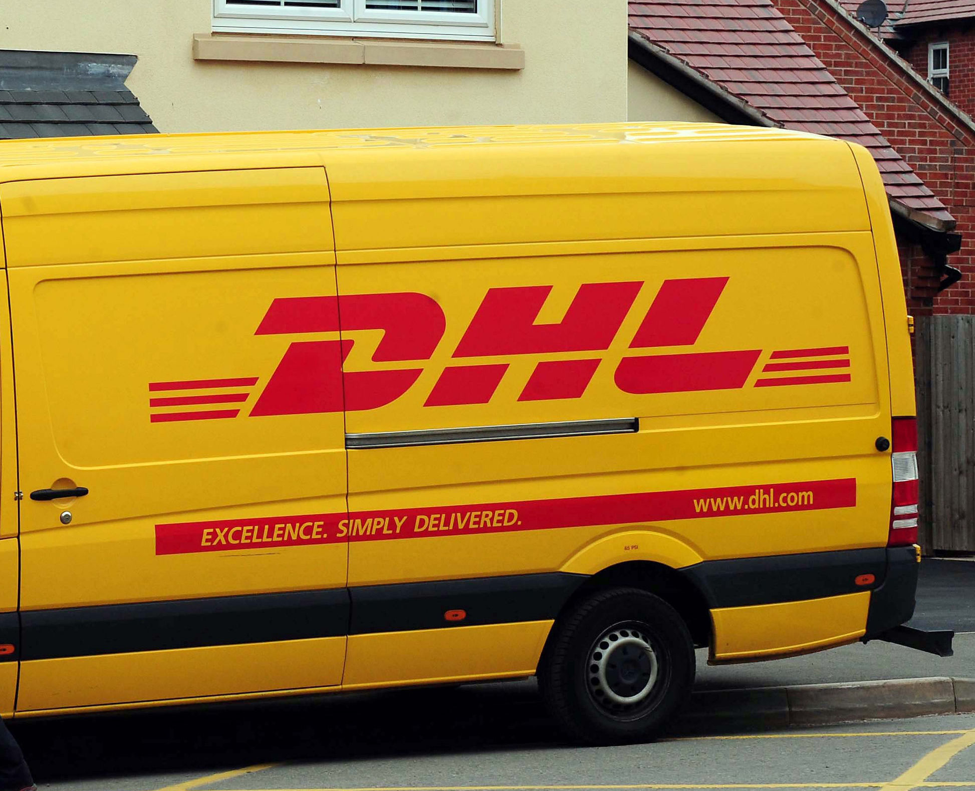 Alino Basanga was working for DHL when he committed the sexual assault.