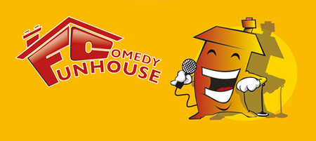 Funhouse Comedy Club - Comedy Night in Nuneaton September 2019