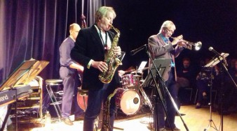 EASTER JAZZ SPECIAL with Dick Pearce (trumpet) and Casey Greene (Tenor Sax)