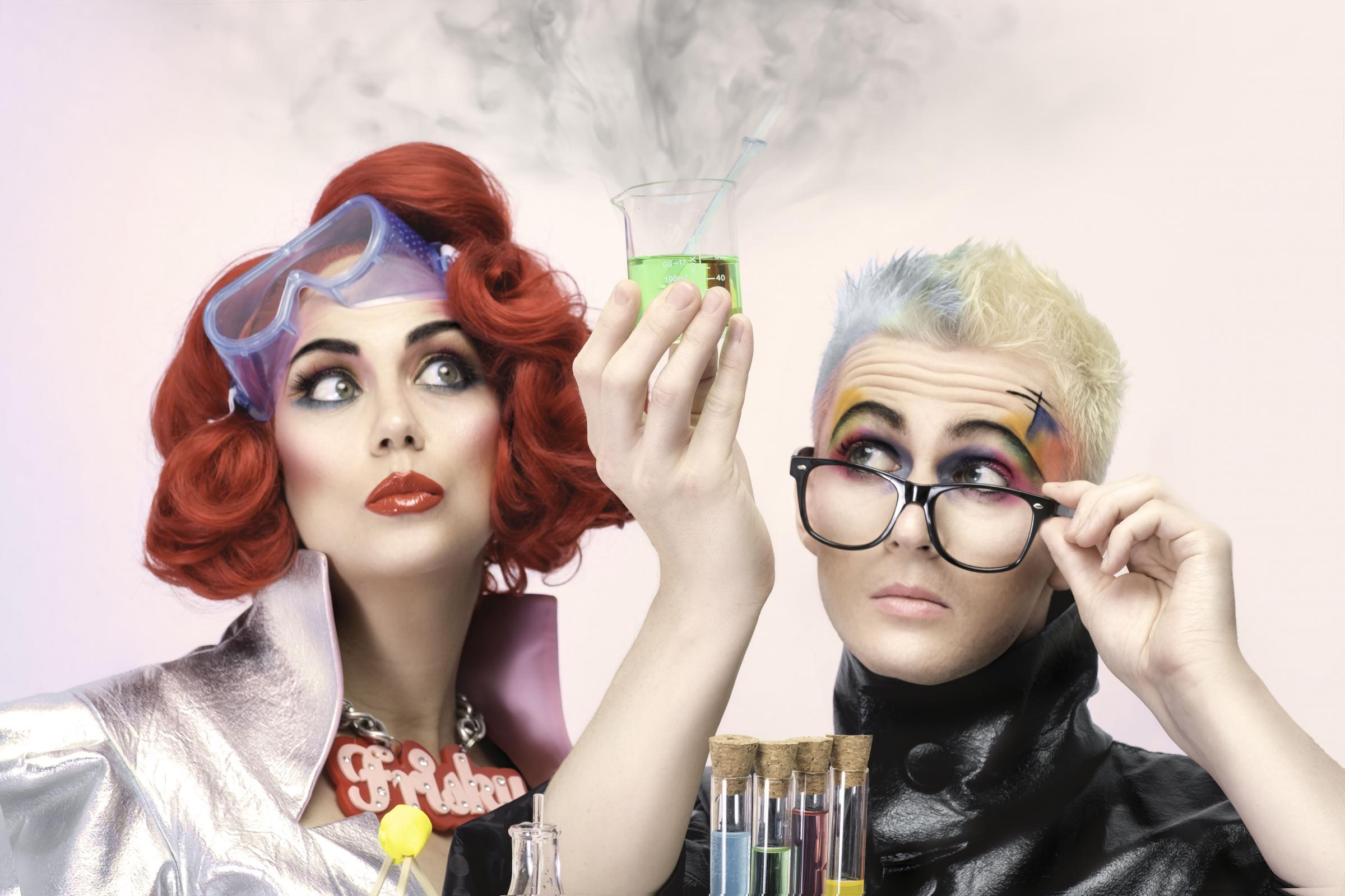 FRISKY & MANNISH'S POP LAB