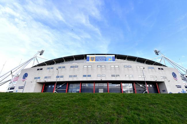 University of Bolton Stadium File Photo