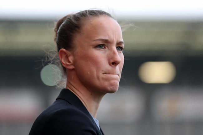 Manchester United manager Casey Stoney has guided them to promotion