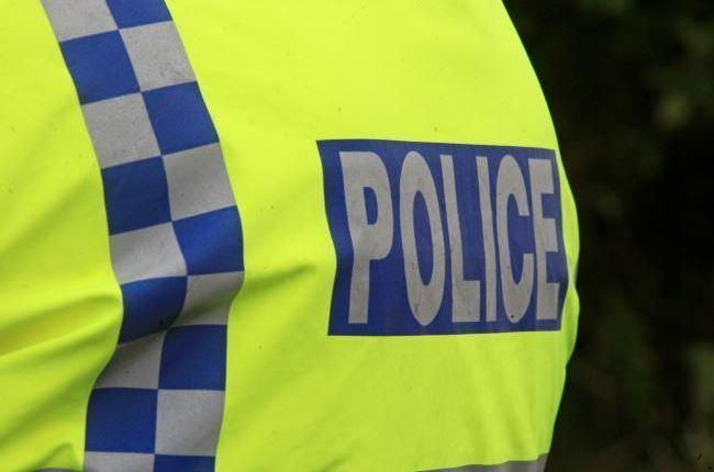 Two vans and a garage were broken into in Hereford overnight.
