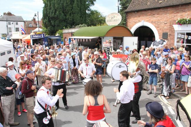 SAVED: The Upton Jazz Festival looks to be saved after a plan was revealed