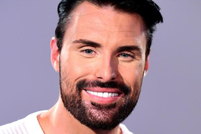 Rylan Clark-Neal was not impressed with Theresa May