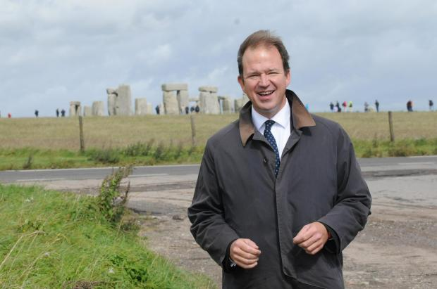 Hereford Times: Hereford MP Jesse Norman says the funding is fantastic news for the city