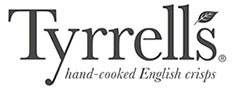 Hereford Times: Tyrrell's  Hand Cooked English Crisps Logo