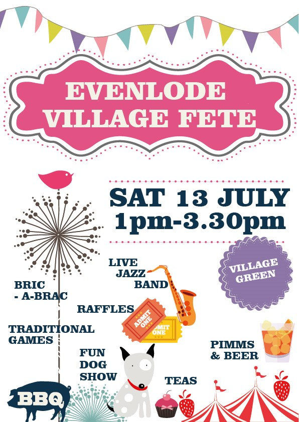 Evenlode Village Fete