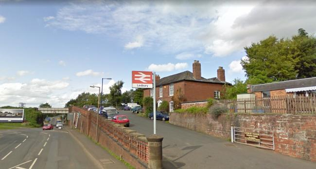 Car parking charges will be introduced at Ledbury train station next month.