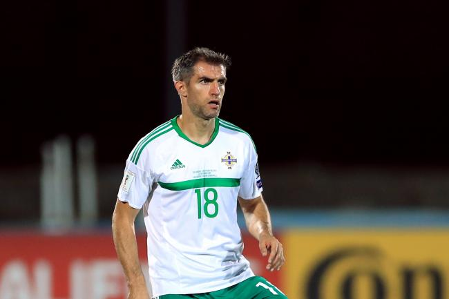 Former Northern Ireland Aaron Hughes has retired at the age of 39